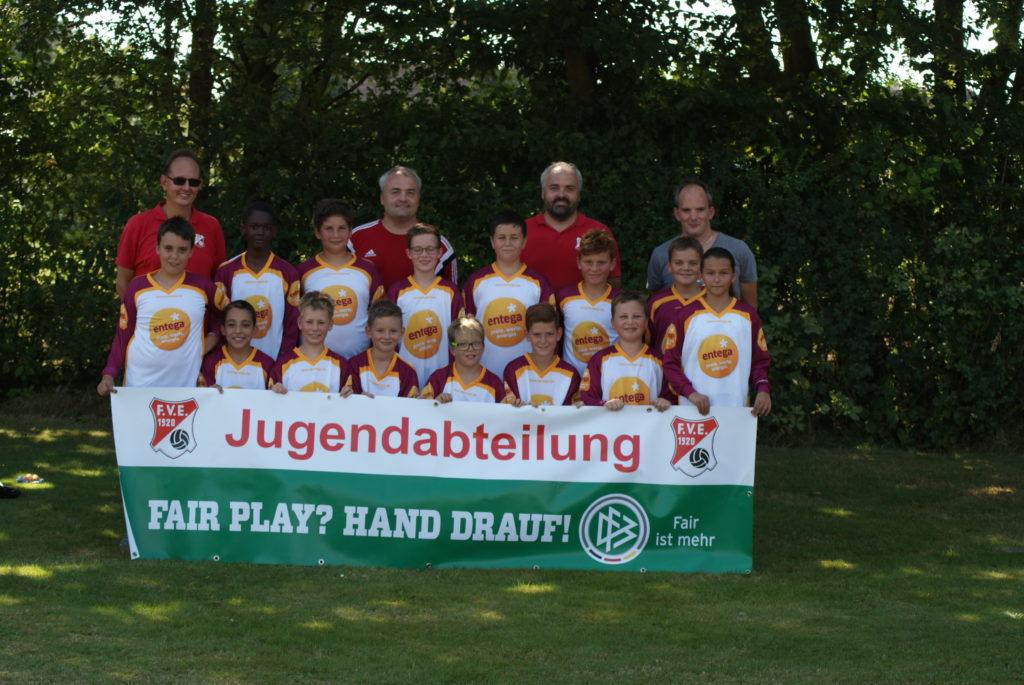 D2-Jugend - Saison 2016/2017