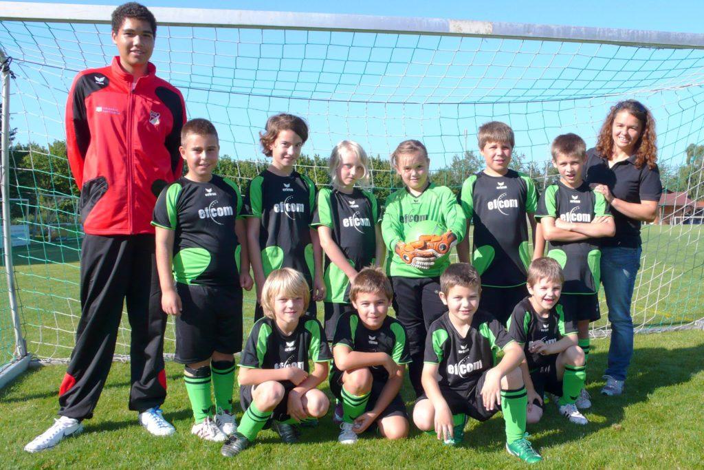 F1-Jugend - Saison 2011/2012
