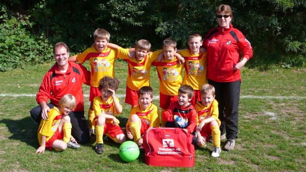 F2-Jugend - Saison 2010/2011