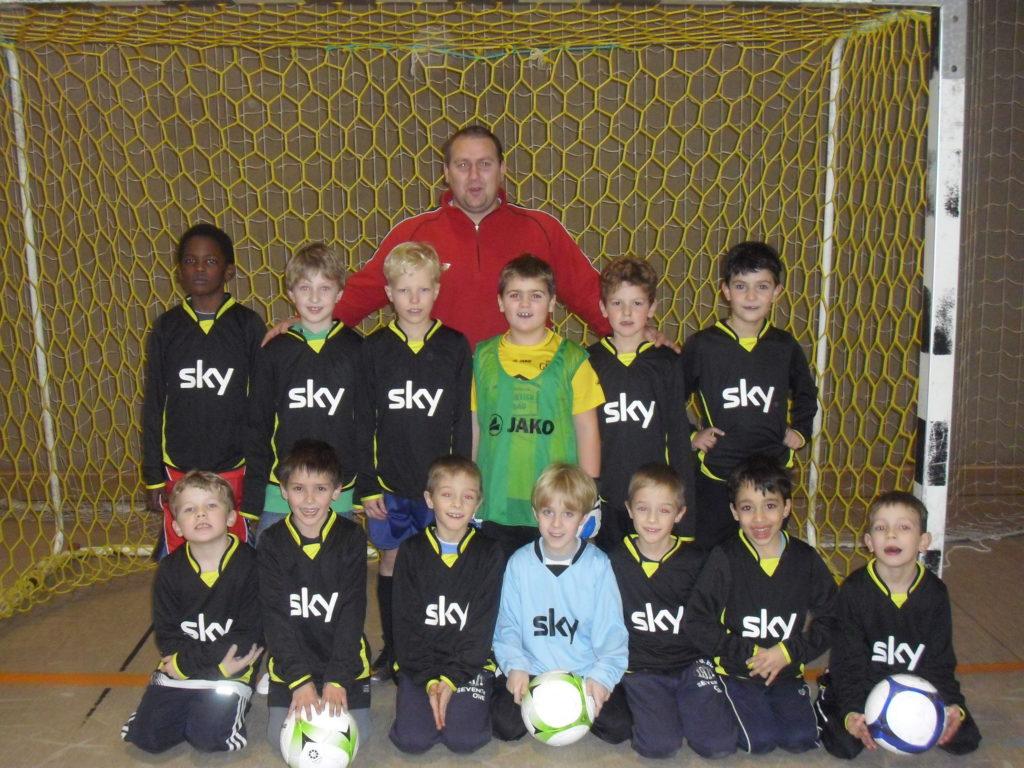 F2-Jugend - Saison 2011/2012