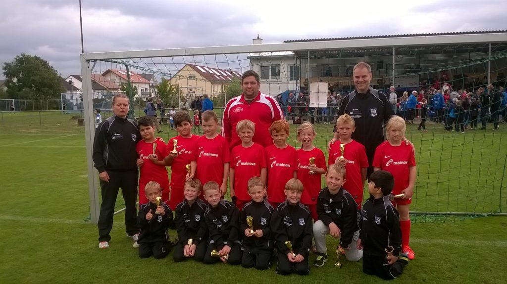 F2-Jugend - Saison 2015/2016