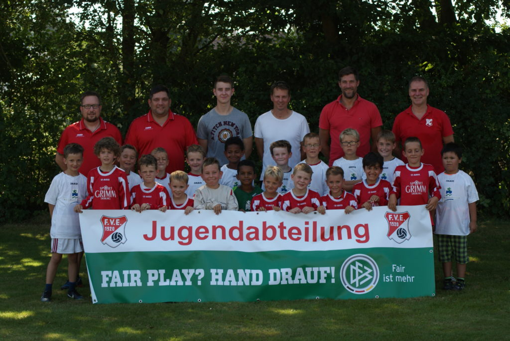 F2-Jugend - Saison 2016/2017