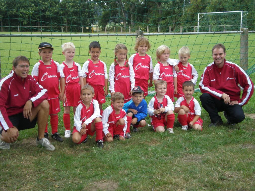 G1-Jugend - Saison 2008/2009