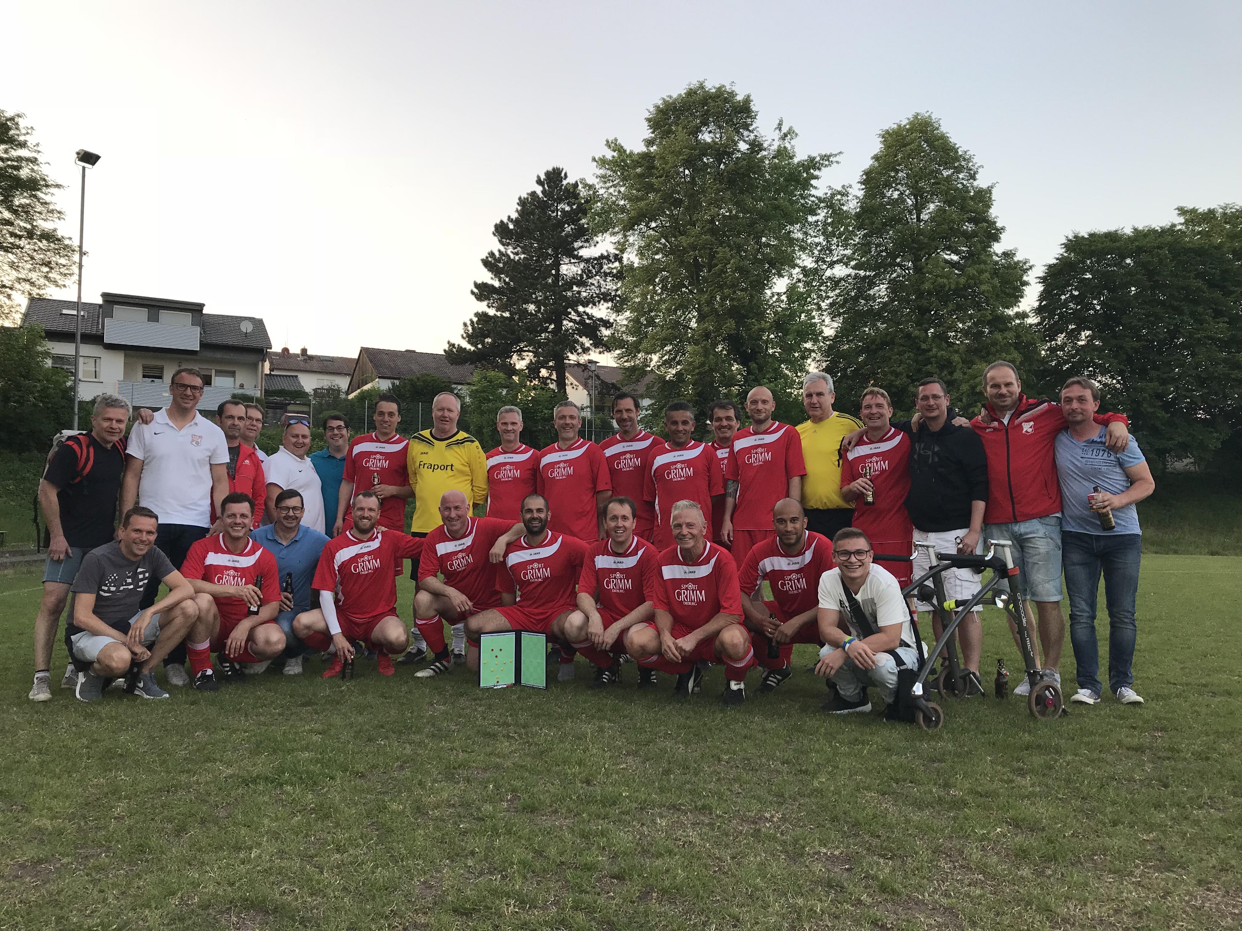 Kreispokalhalbfinale 2018