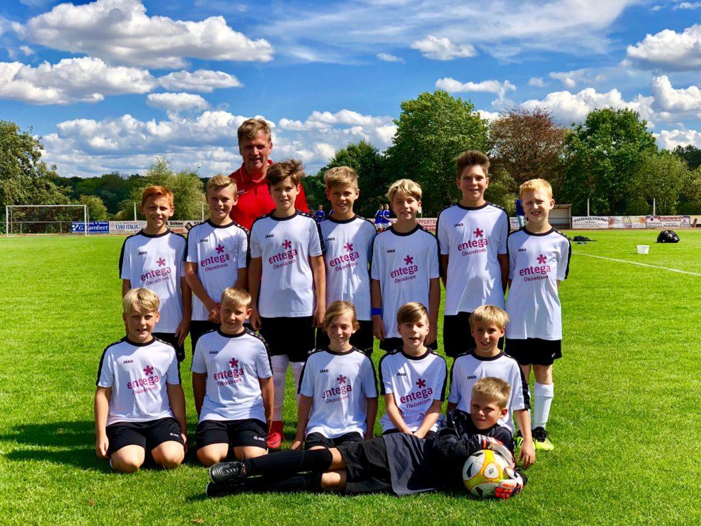 D2-Jugend - Saison 2018/2019