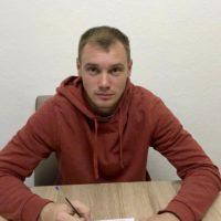 Mato Spionjak (23, FC Posavina Frankfurt)